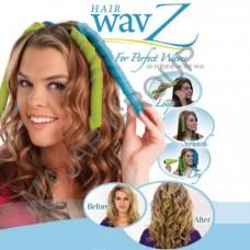 Магически ролки за дълга коса HAIR WAVZ