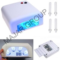 Професионална UV лампа за маникюр 36W