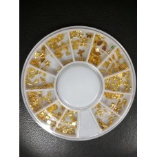 Камъчета за декорация на маникюр и ноктопластика
