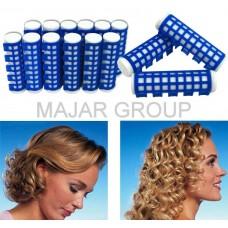Парафинови термо ролки за коса